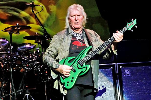 Falleció Chris Squire, el legendario bajista, miembro fundador y compositor de Yes