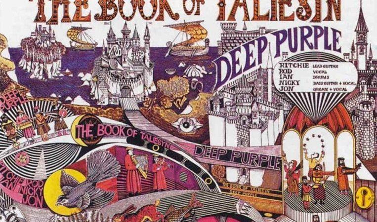 """Discomanía: """"The Book of Taliesyn"""", el primigenio segundo paso de Deep Purple"""