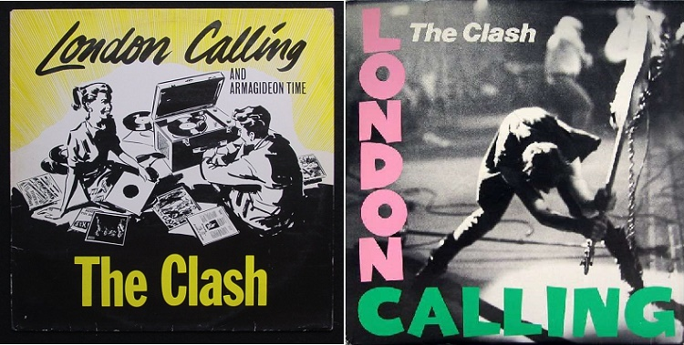 "Cancionero Rock: ""London Calling""- The Clash (1979)"