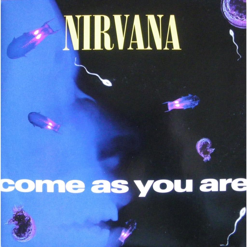 """Cancionero Rock: """"Come As You Are"""" – Nirvana (1991)"""