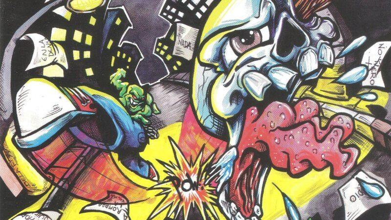 """Cancionero Rock: """"La Fuerza Policial"""" – 2X (2000)"""