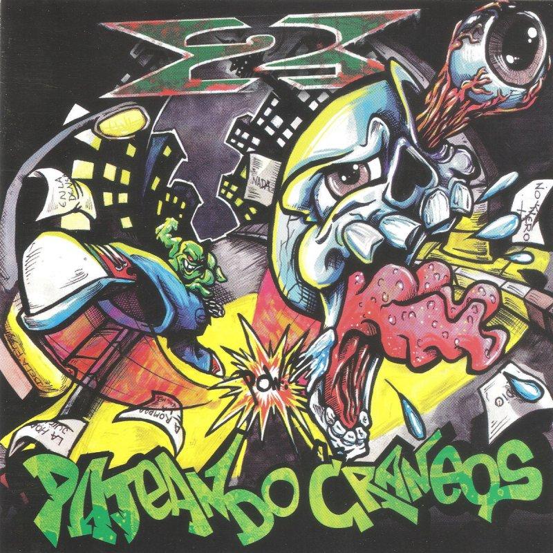 """Cancionero Rock: """"La Fuerza Policial""""- 2X (2000)"""