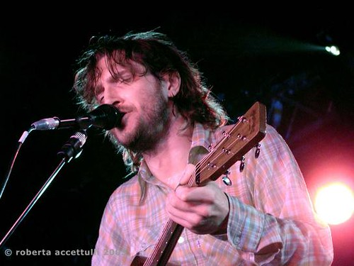 NR En Vivo: el minimalista show de John Frusciante en All Tomorrow Parties 2005