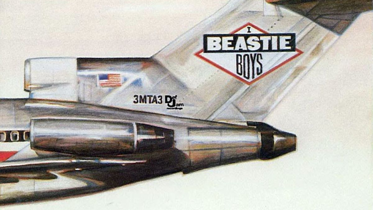 "Grandes Portadas del Rock: ""Licensed to Ill""- Beastie Boys (1986)"