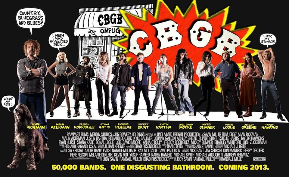 CBGB, la película del mítico club neoyorquino, completa y subtitulada