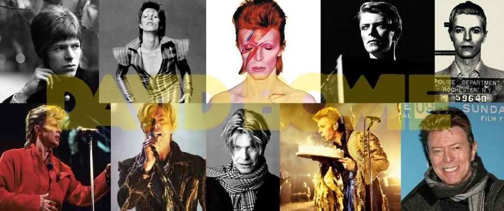 Bowie, camaleón intergaláctico