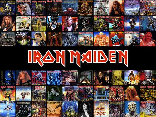 The Book of Iron Maiden: Nuestras  canciones favoritas de cada disco de la doncella