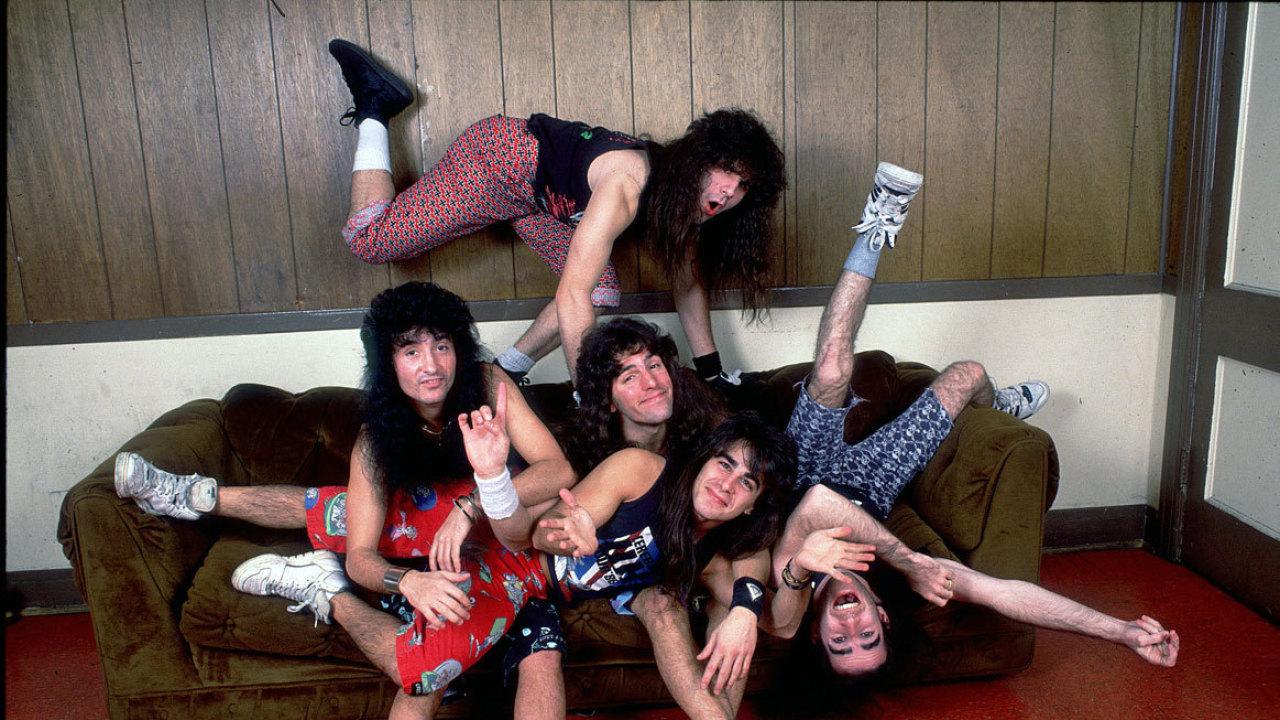 Playlist: Estado de Euforia: Las mejores canciones de Anthrax de los '80's