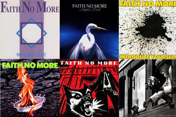 Faith No More Modo Ranking: Revisamos su discografía desde el peor al mejor