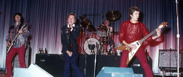 Conciertos que hicieron historia: Sex Pistols – Live in Manchester (1976)