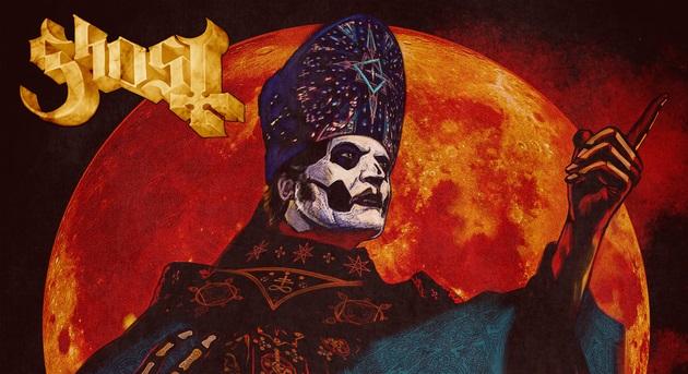 """Ghost estrena nuevo tema y video para el soundtrack de """"Halloween Kills"""""""