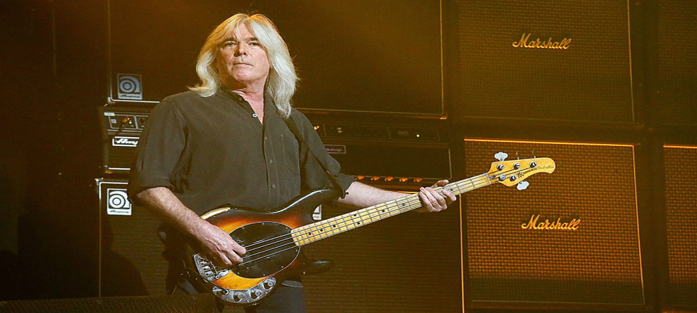 Cliff Williams, bajista de AC/DC anuncia su posible retiro de la banda tras la gira actual