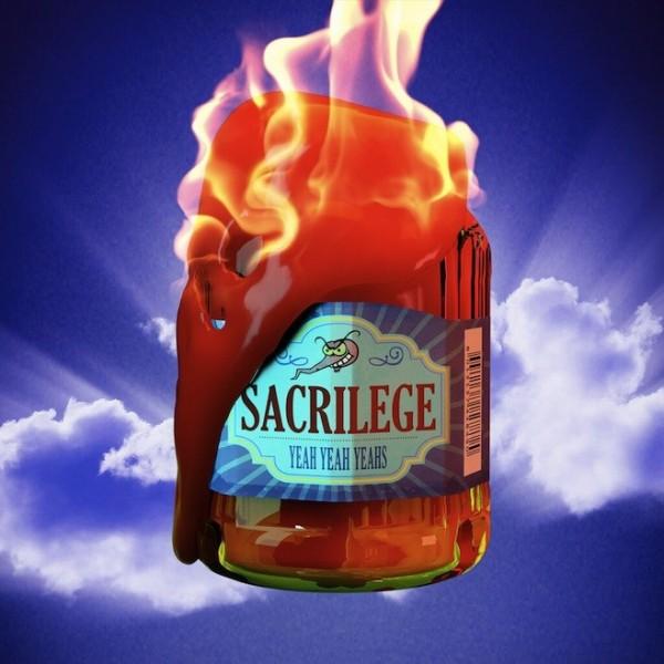 Escucha 'Sacrilege', el primer adelanto de lo nuevo de Yeah Yeah Yeah's