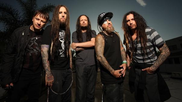 Confirmado: Korn ha comenzado la grabación de su nuevo álbum de estudio