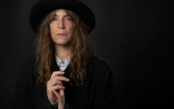 La legendaria Patti Smith debutará en Chile en noviembre