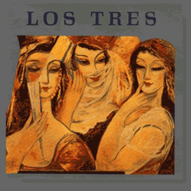 """Cancionero Rock: """"Flores Secas""""- Los Tres (1991)"""