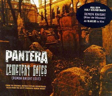 "Cancionero Rock: ""Cemetery Gates"" – Pantera (1990)"
