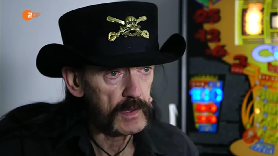VIDEO: Así fue la última entrevista a Lemmy Kilmister