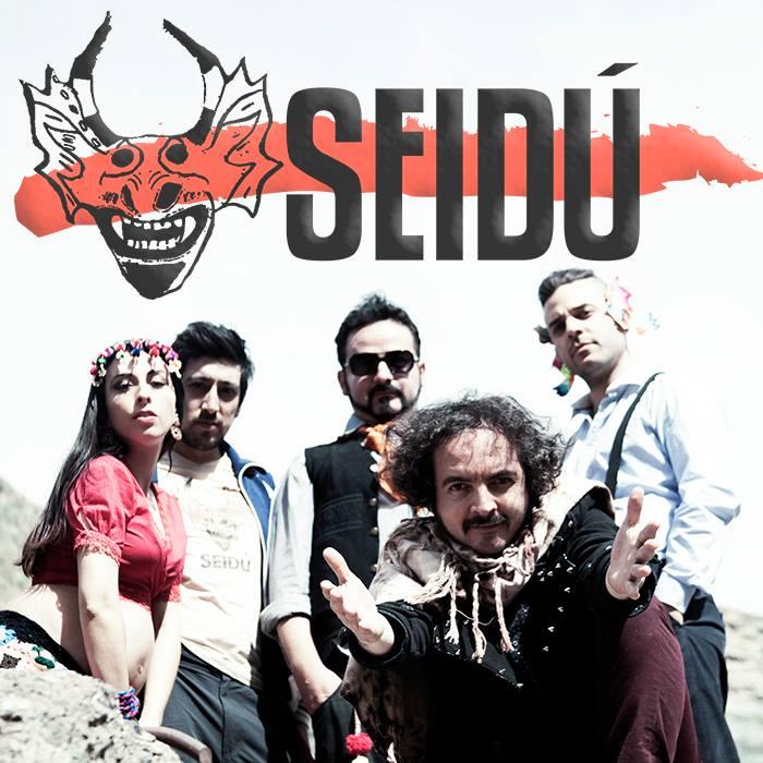 Entrevista con la banda nacional Seidú: La invasión de los folklórikos, rokérikos, populárikos