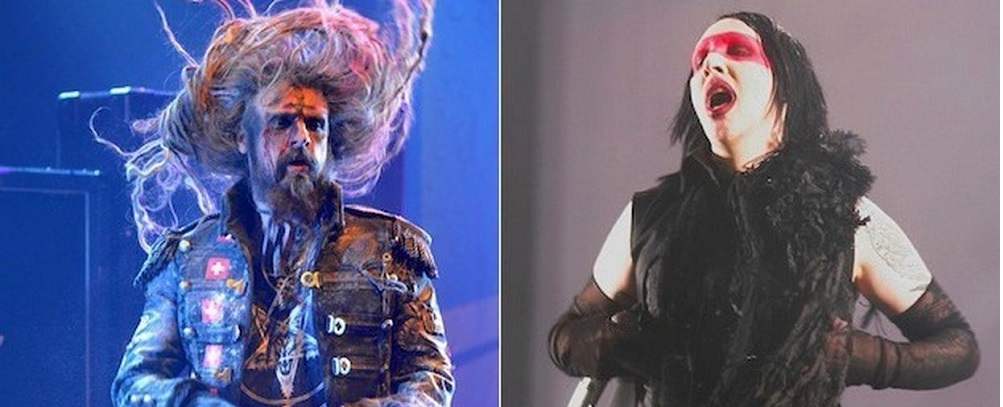 "Marilyn Manson y Rob Zombie liberan cover de ""Helter Skelter"" de The Beatles"