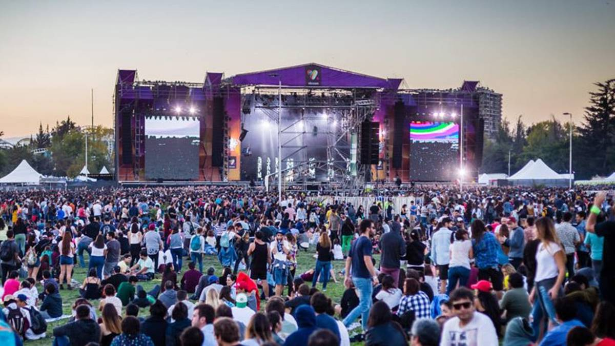 Lollapalooza Chile 2019 anuncia 4 nuevas bandas y cartel por día