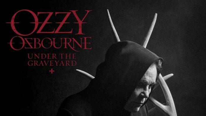 """Ozzy Osbourne anuncia su nuevo álbum de estudio, escucha el primer single """"Under the Graveyard"""""""