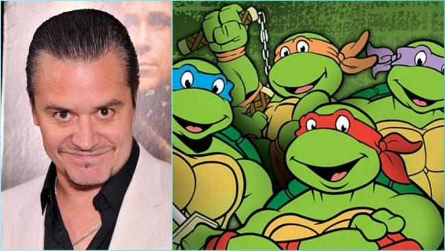 Mike Patton es la voz del tema central del nuevo videojuego de Las Tortugas Ninja