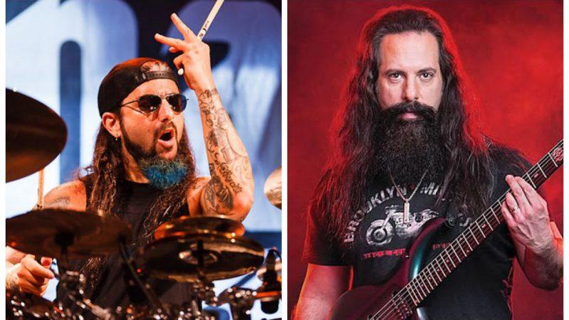 John Petrucci presenta el primer adelanto de su nuevo álbum en solitario junto a Mike Portnoy