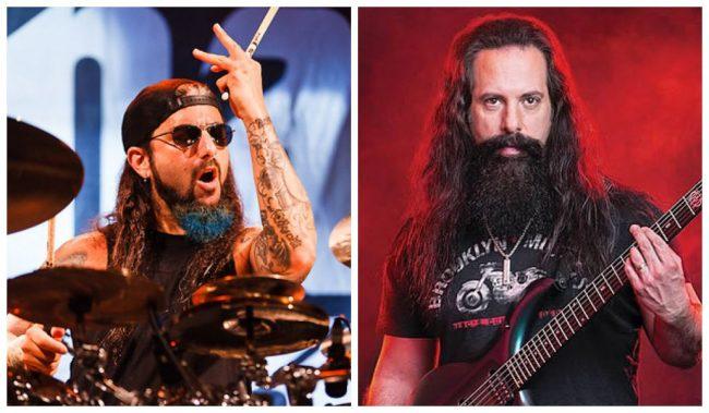 Mike Portnoy tocará la batería en el nuevo álbum en solitario de John Petrucci