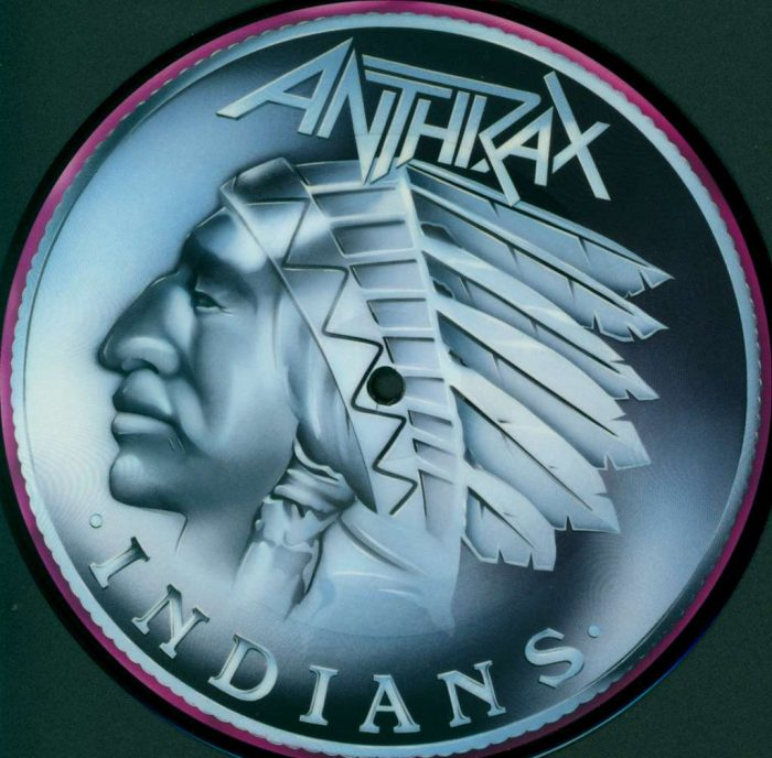 "Cancionero Rock: ""Indians"" – Anthrax (1987)"
