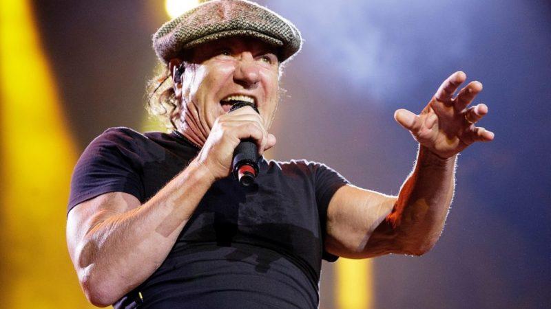 """""""The Lives Of Brian"""": Brian Johnson, la legendaria voz de AC/DC lanzará su esperada autobiografía este año"""