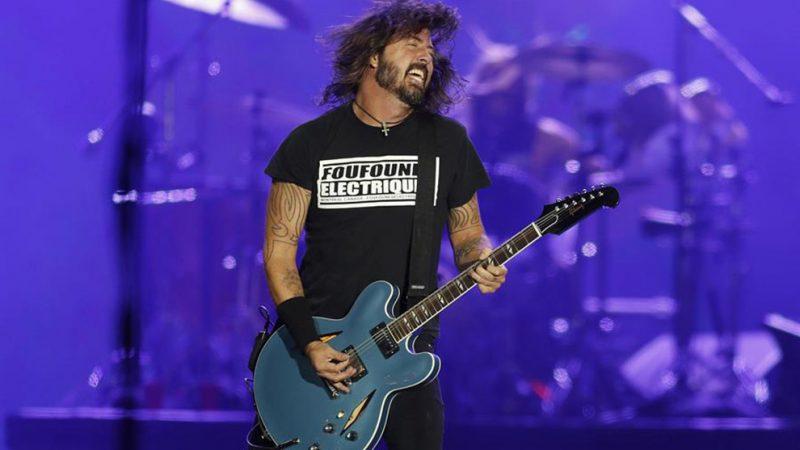 Foo Fighters logra ser el primer álbum de rock en llegar al N°1 del Billboard en 2021