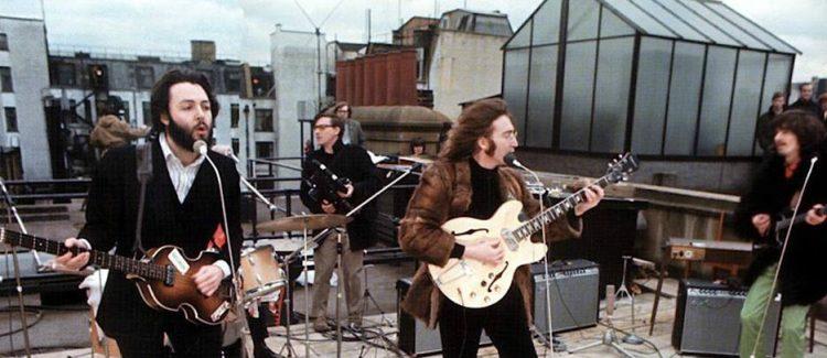 Conciertos que hicieron historia: The Beatles en la azotea del edificio Apple Corps (1969)