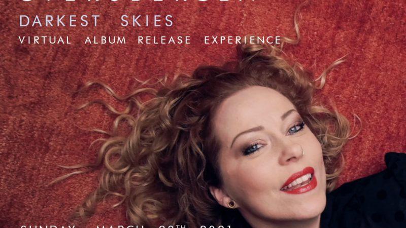 Anneke Van Giersbergen realizará show en streaming presentando su nuevo álbum