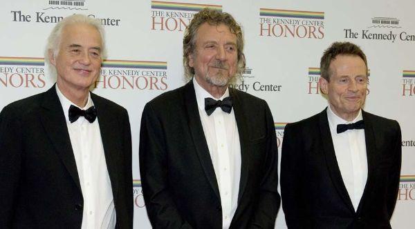 Revisa el homenaje a Led Zeppelin en los Kennedy Center Honors completo