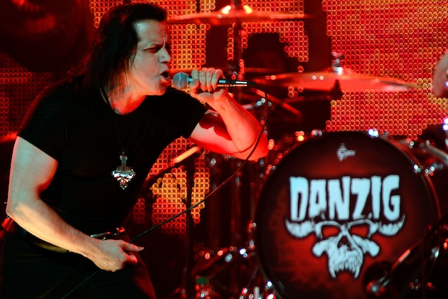 Glenn Danzig anuncia detalles de su álbum de covers y otro nuevo disco con Danzig