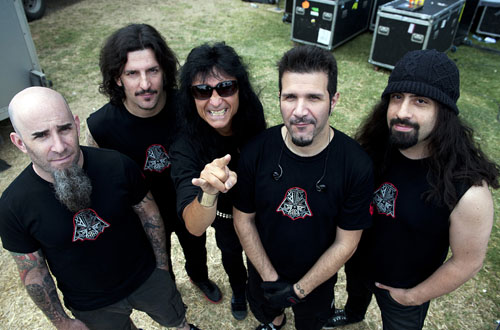 Anthrax confirma visita a Chile en el marco de festival Metal Open Air