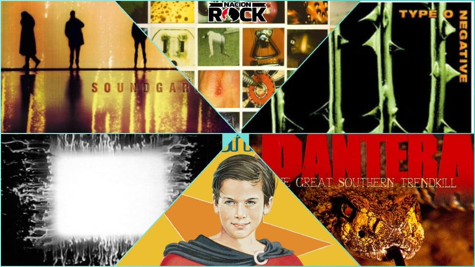 25 discazos que cumplen 25 años: Los mejores discos de 1996 (Primera Parte)