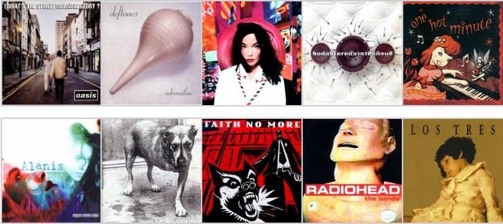 20 discazos que cumplen 20 años: Los mejores discos de 1995 (Primera Parte)