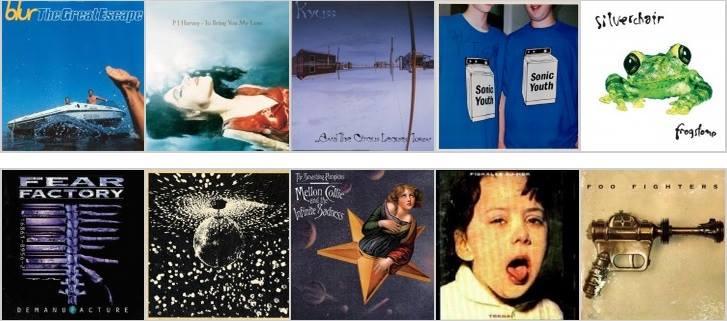20 discazos que cumplen 20 años: Los mejores discos de 1995 (Segunda Parte)