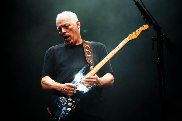 David Gilmour anuncia nuevo disco de estudio y gira para 2015