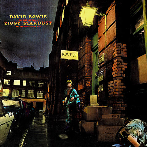 Disco Inmortal: David Bowie – The Rise & Fall of Ziggy Stardust & The Spiders from Mars (1972)