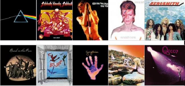 Nación Rock en el tiempo Vol. III: Los discos y canciones que marcaron 1973