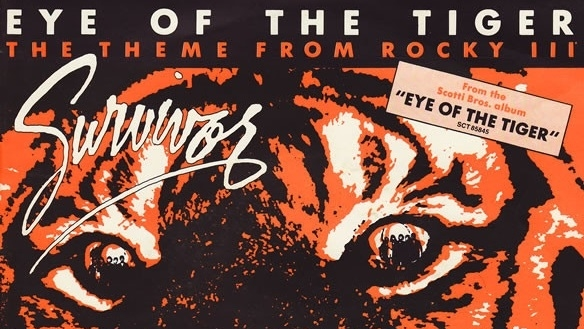 "Cancionero Rock: ""Eye of the Tiger"" – Survivor (1982)"