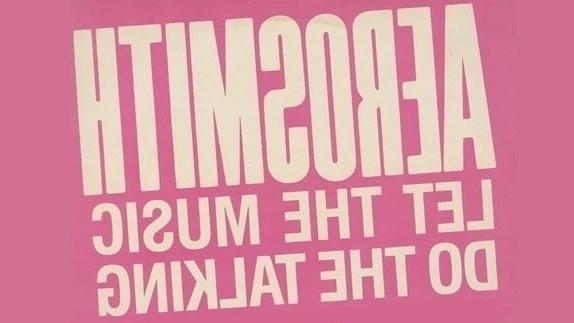 """Cancionero Rock: """"Let the Music Do the Talking"""" – Aerosmith (1985)"""
