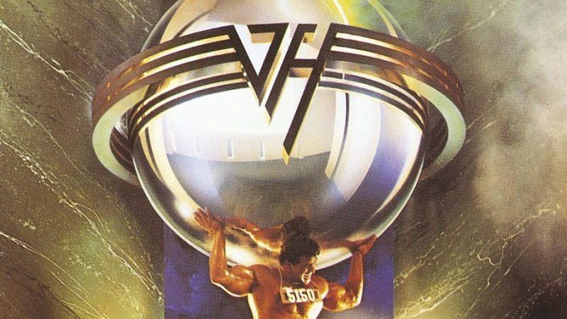 """""""5150"""": la transición melódica de Van Halen"""