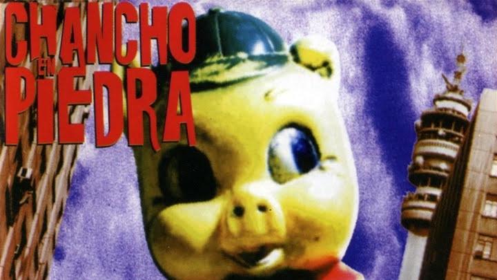 Disco Inmortal: Chancho en Piedra – Peor es mascar lauchas (1995)