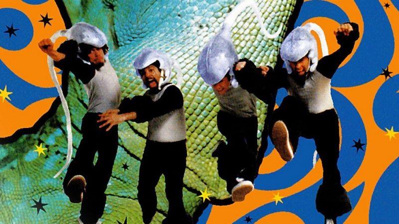 Disco Inmortal: Chancho en Piedra – La dieta del lagarto (1997)