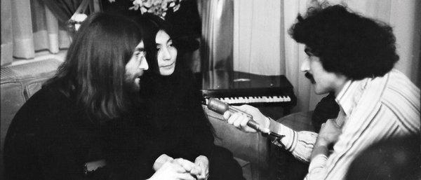 Se revelarán entrevistas inéditas a John Lennon, Lou Reed, Frank Zappa y más.