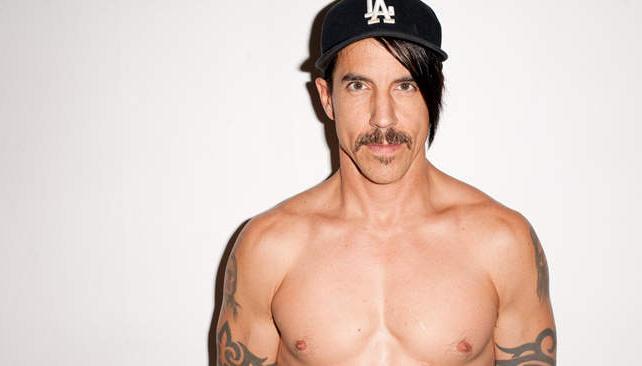 Anthony Kiedis habló sobre el nuevo disco de Red Hot Chili Peppers